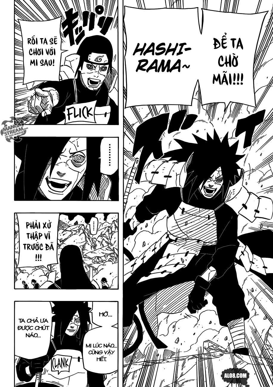 Naruto chap 631 Trang 5