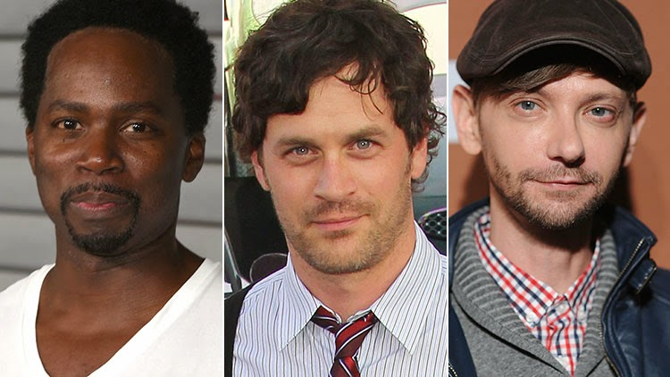 Harold Perrineau, Tom Everett Scott, DJ Qualls