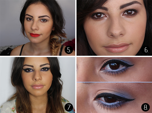 best make-up looks 2013 blog thebeautymilk