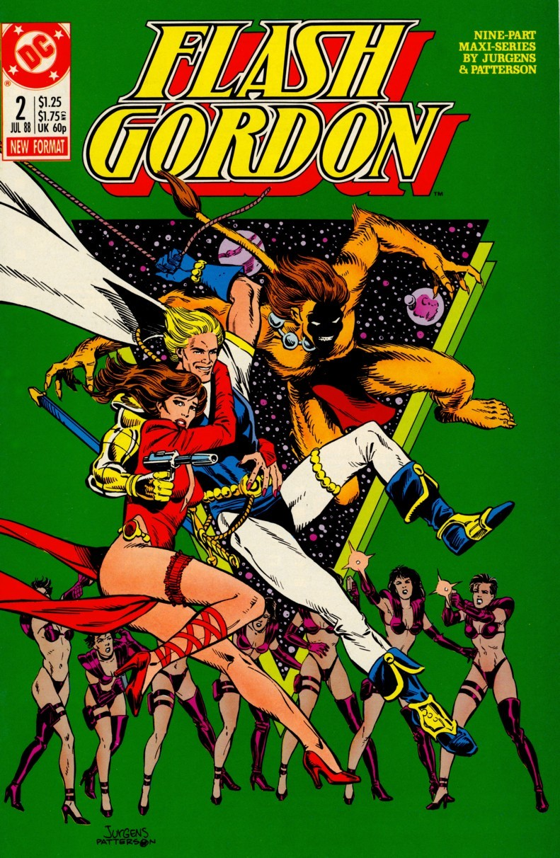 Flash Gordon (1988) 2 Page 1
