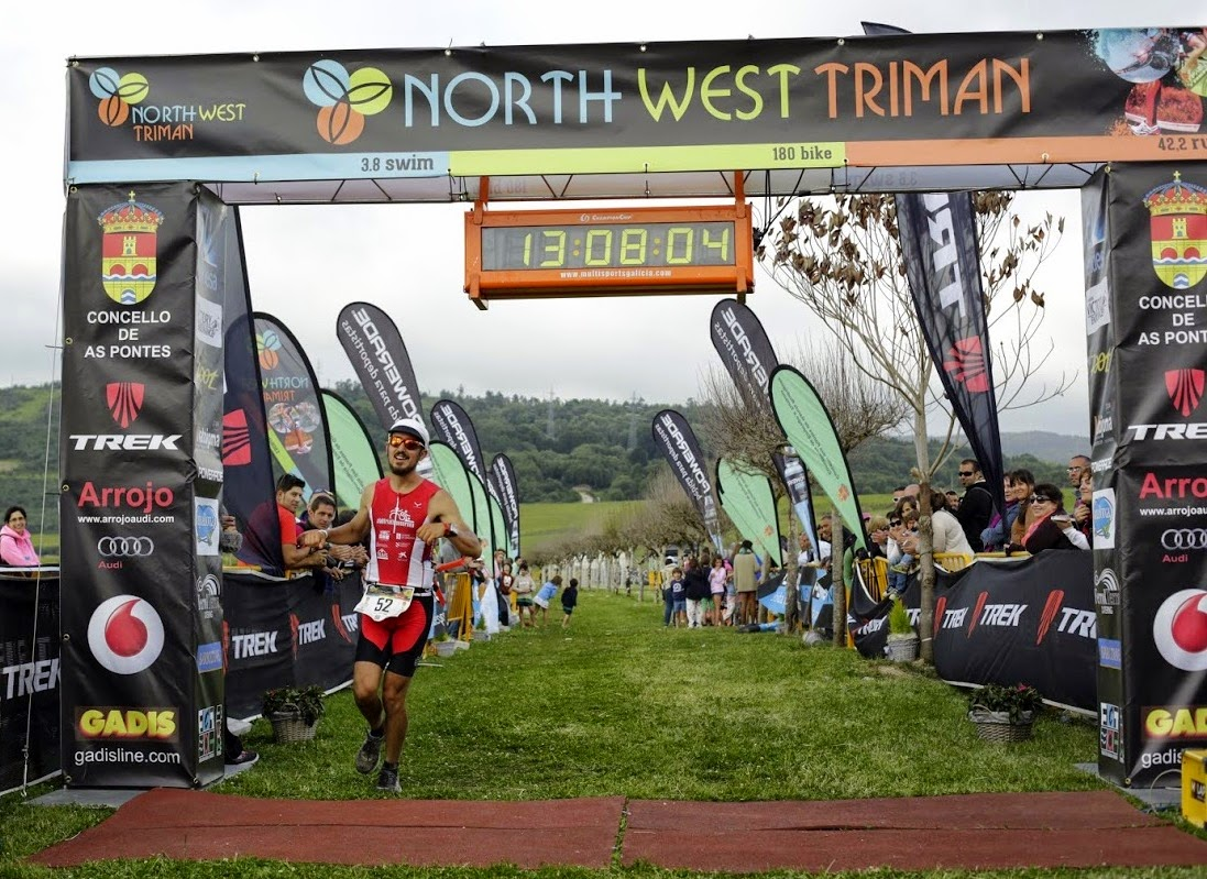 Finisher Ironman NorthWest Triman
