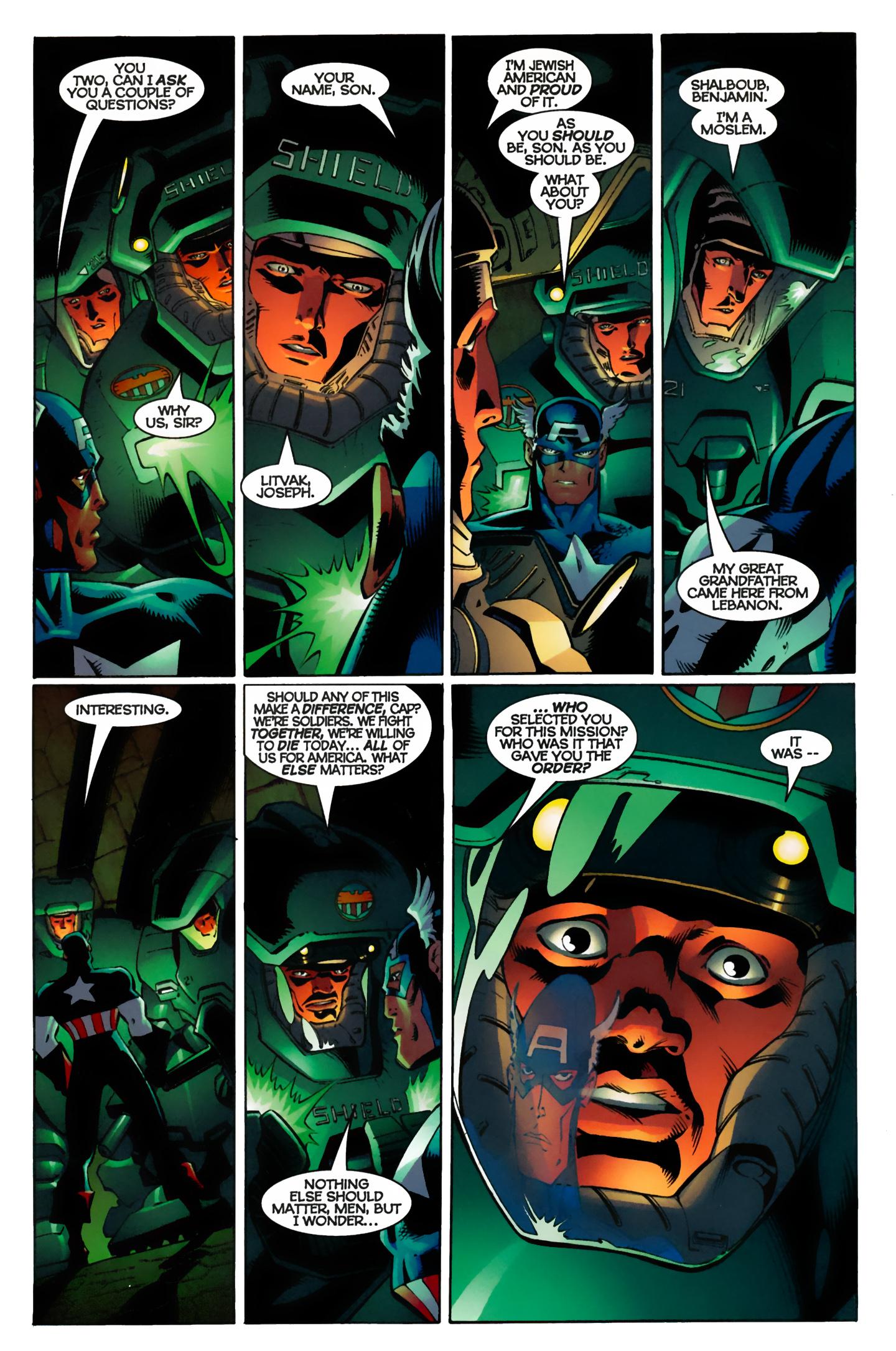 Captain America (1996) Issue #10 #10 - English 12