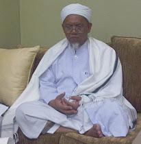 Syeikh Fahmi Zam Zam Al-Banjari  Al-Nadwi Al-Maliki