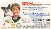 Clarington Remax Real Estate Anne Shaddock Realtor Clarington in Clarington