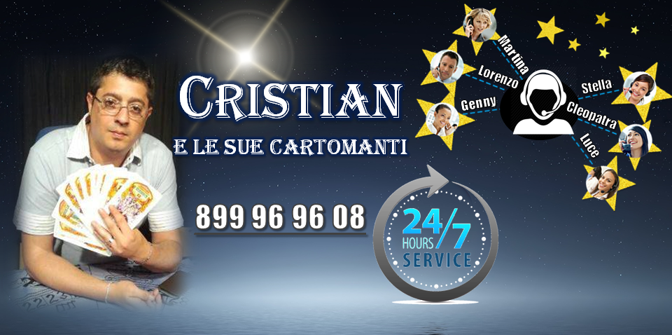 cartomante cristian e le cartomanti siciliane,