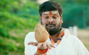 Ganja Karuppu Drills Drainage Comedy Scene- Velmurugan Borewells