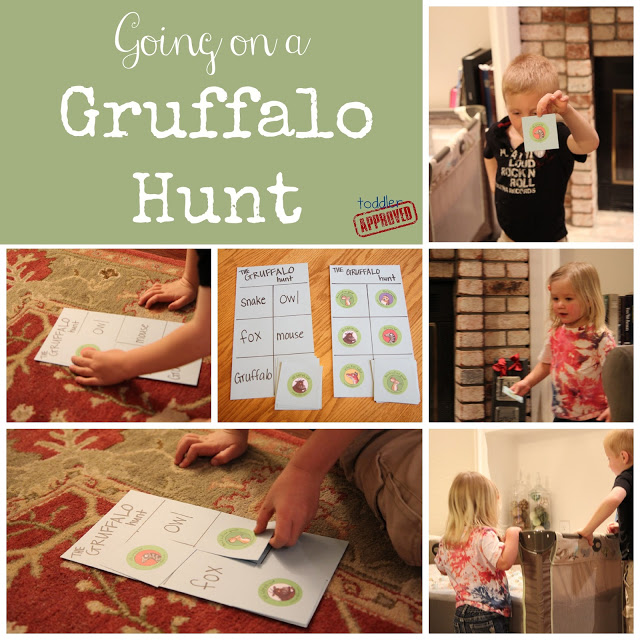 Toddler Approved 20 Gruffalo Themed Crafts And