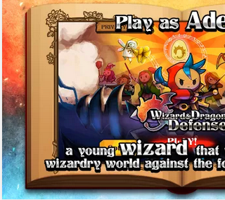 Wizard & Dragon Defense Android Game Free Download - Free ... | 320 x 284 png 167kB
