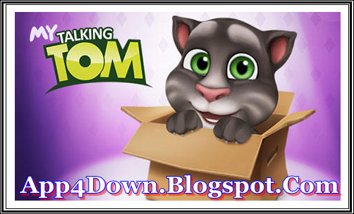 My Talking Tom 2.2.2 For Android APK Latest Full Version Download