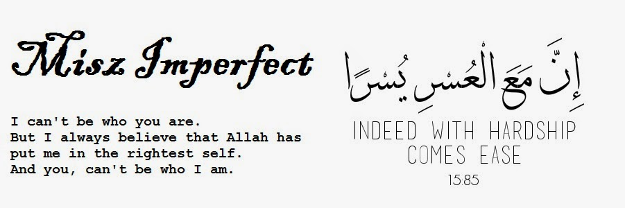 :: Misz Imperfect ::