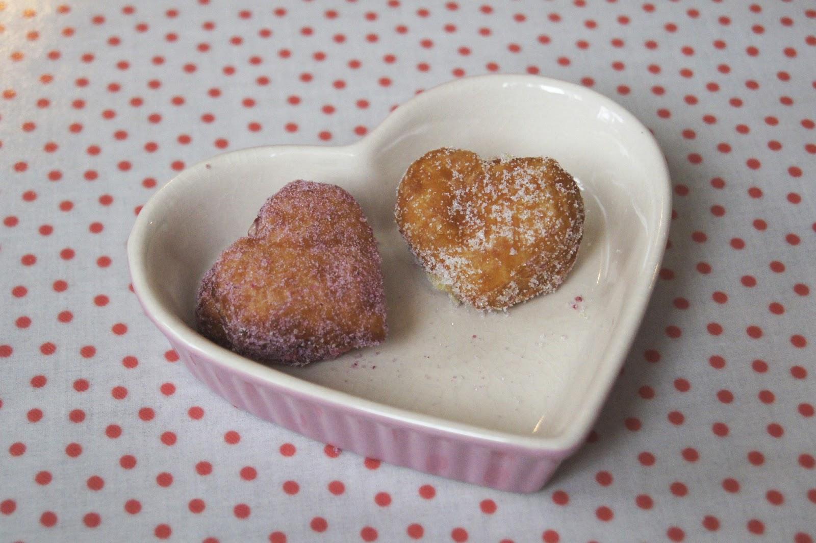 heart, cronut