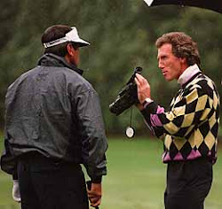 Mac O'Grady Teaching Seve