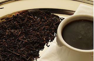Chá preto emagrece