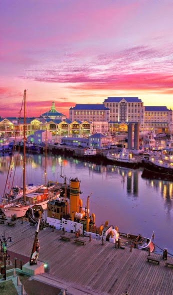 Cape Town Rated As The Most Beautiful City In The World Vivere All 39 Estero Sud Africa