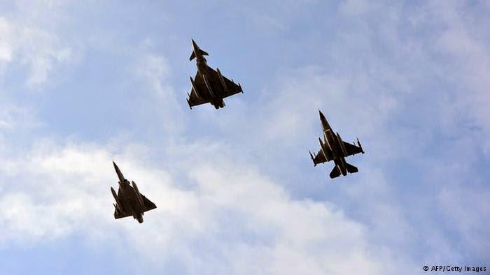 Maniobras militares de rusia en europa gran escala