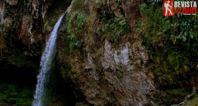 Cascada las brisas, Cuetzalan.