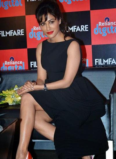 Chitrangada Singh launches Reliance Digital Filmfare Calendar at Auriga Restaurant in Mumbai