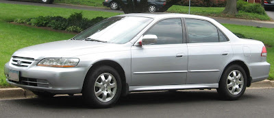 2001 Honda Accord Review & Owners Manual