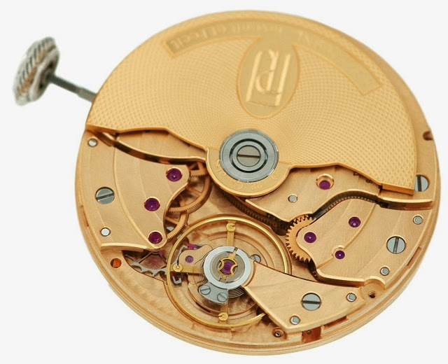 Calibre 1300.3 en or rose F.P.Journe