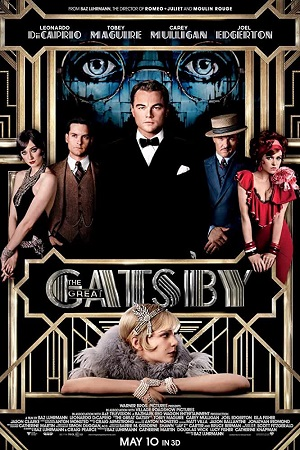 The Great Gatsby (2013) Full Movie Dual Audio [Hindi+English] Complete Download 480p