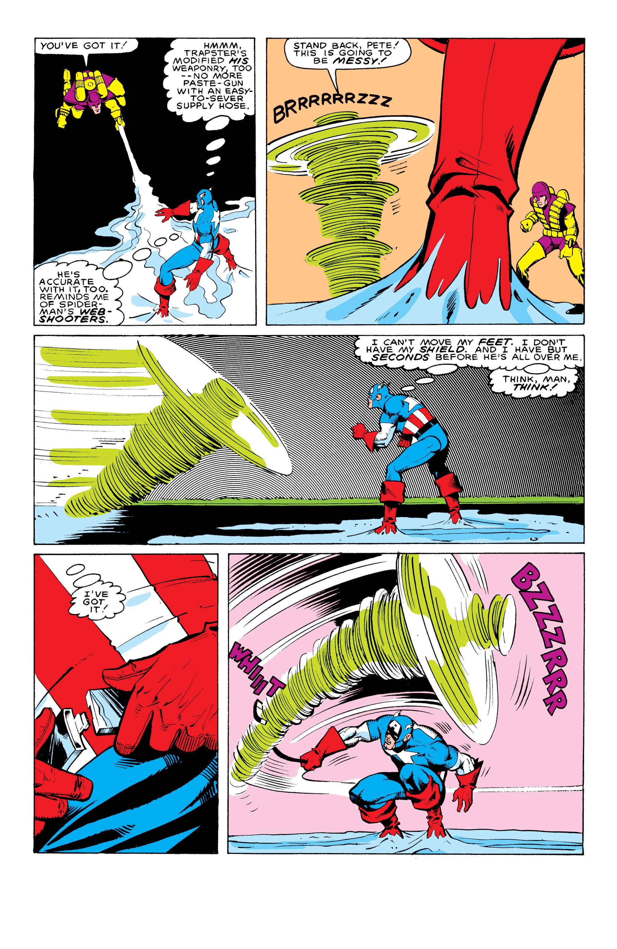 Captain America (1968) Issue #324 #253 - English 19