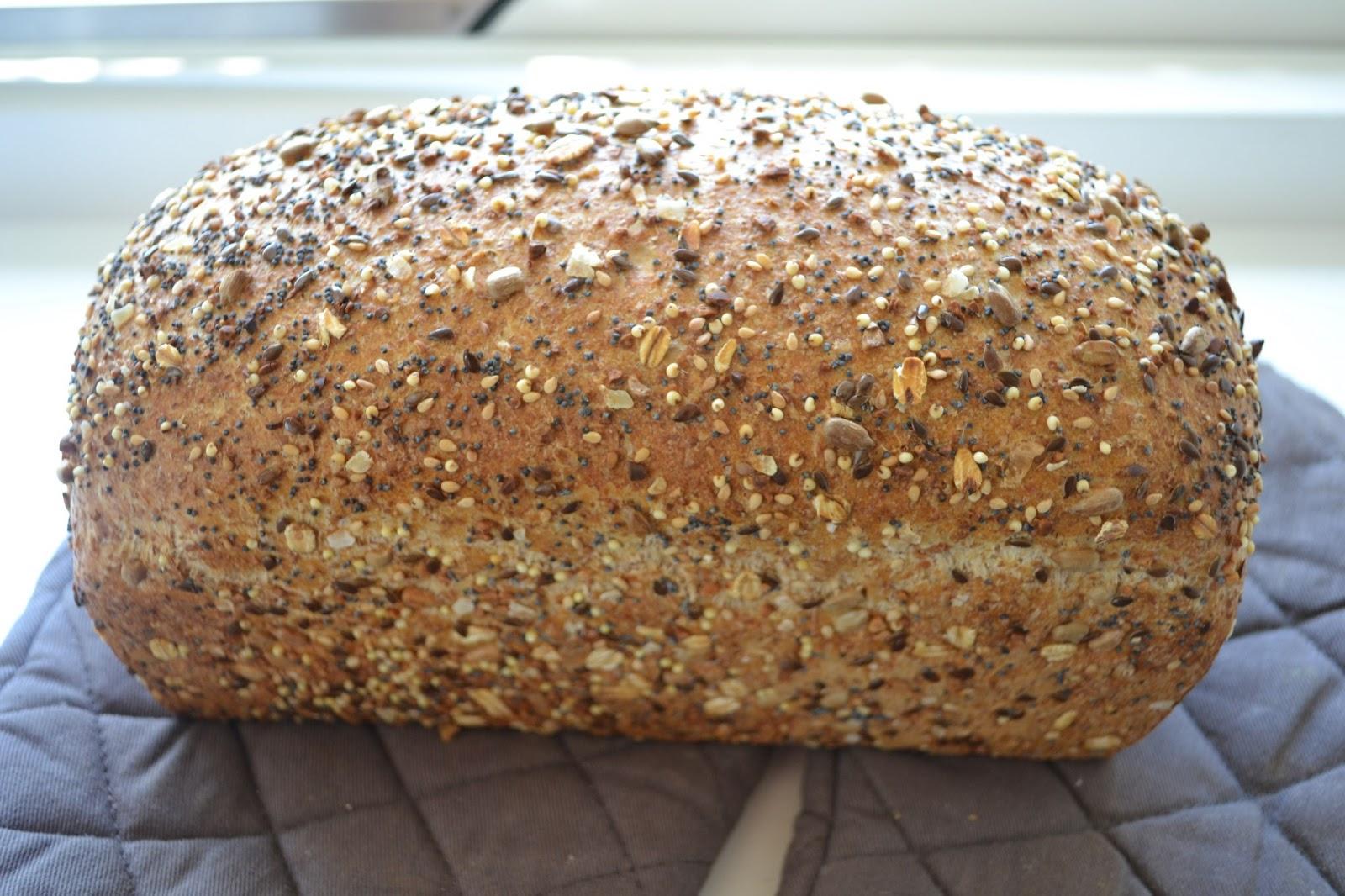 Lekker volkorenbrood recept