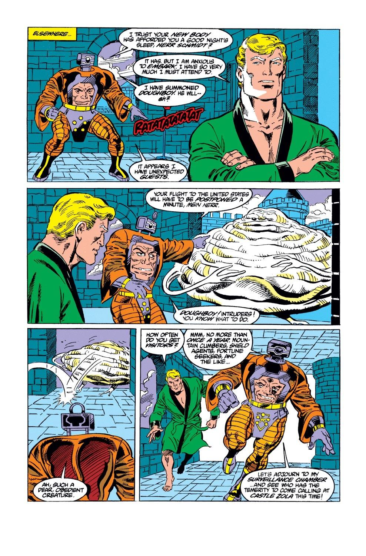 Captain America (1968) Issue #383 #316 - English 49