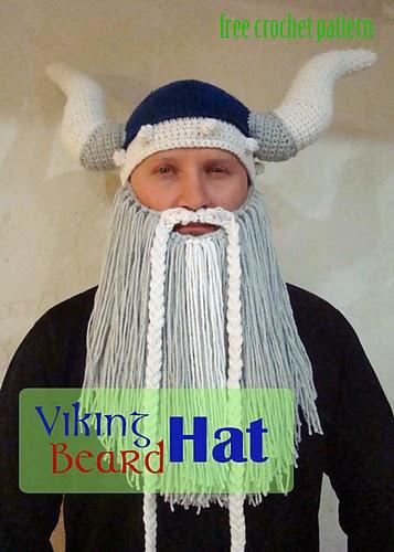 Knit Nottingham Pattern Of The Weeeeeeeeeeeeek Viking Hat