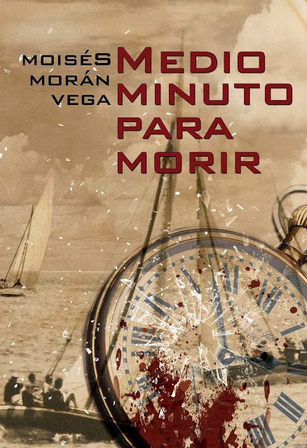 Última novela de Moisés Morán