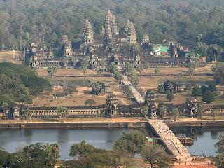 Angkor Wat, Keajaiban Dunia di Kamboja