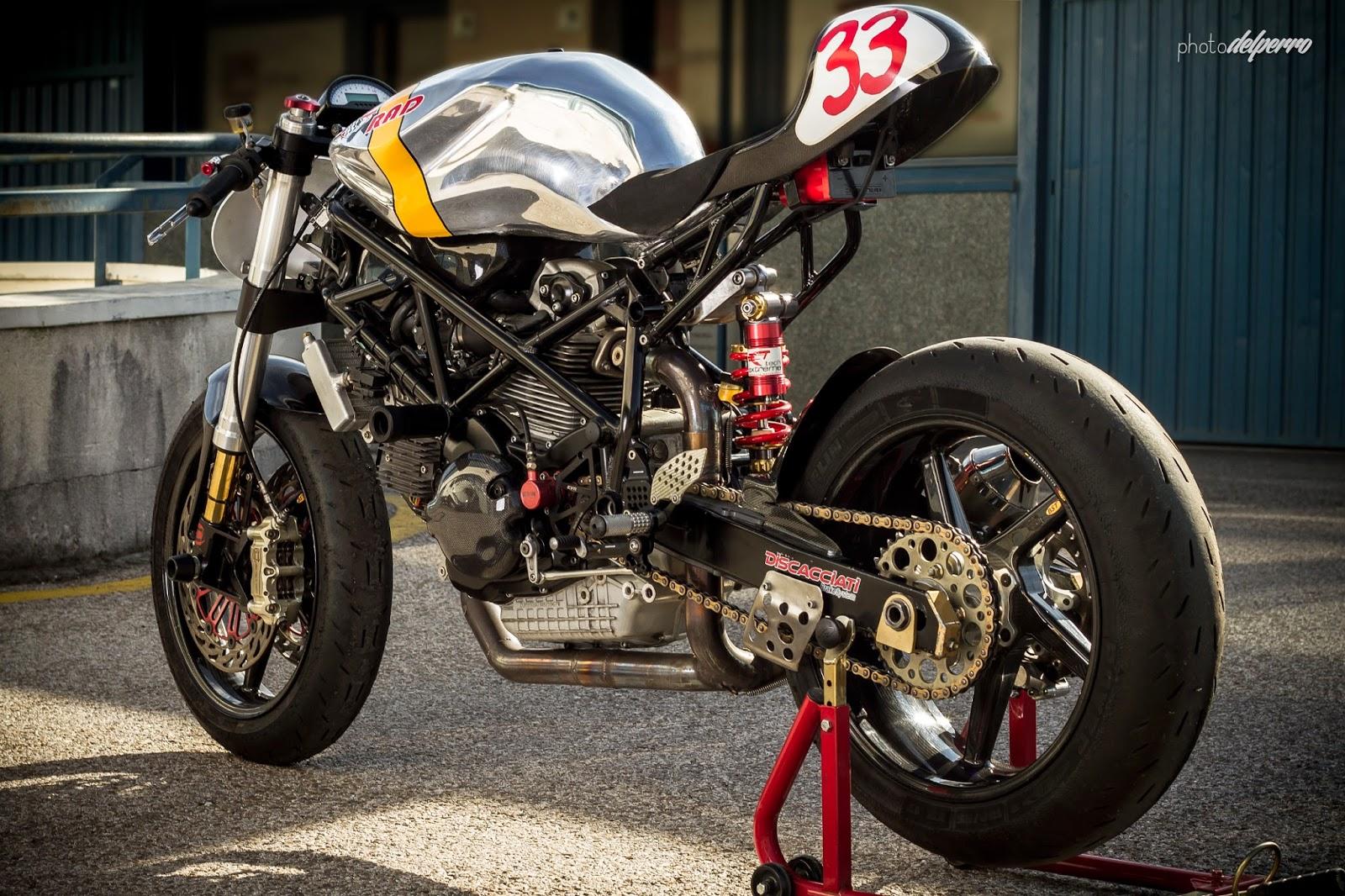 Radical Ducati S L