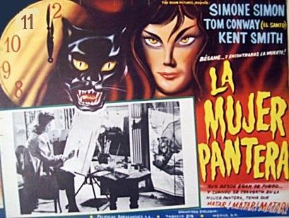 La mujer pantera cat people jacques tourneur 1942 lobbys1005