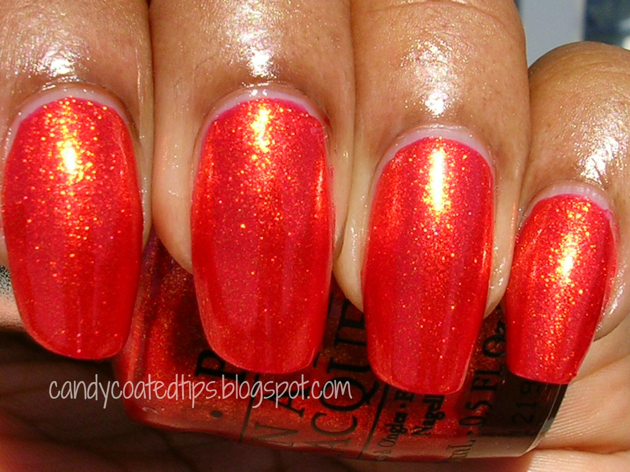 CANDY COATED TIPS: OPI Launches New Diamond Dust-Infused Designer ...