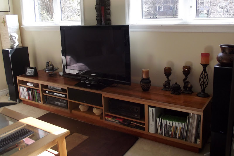 IKEA Wall Entertainment Center