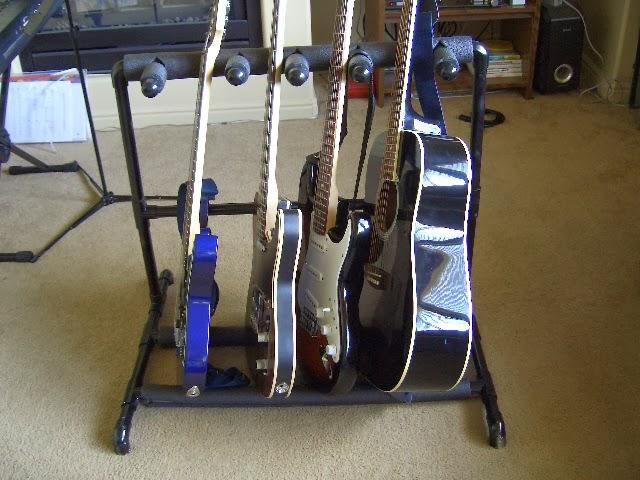 Pvc Passo A Passo Suporte Para Instrumentos De Corda