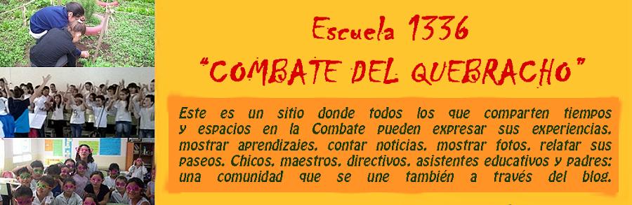 "Escuela Nº 1.336 ""Combate del Quebracho"""