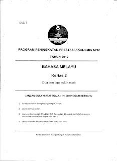 bahasa melayu kertas soalan peperiksaan tahun tahun lepas 2005 2011