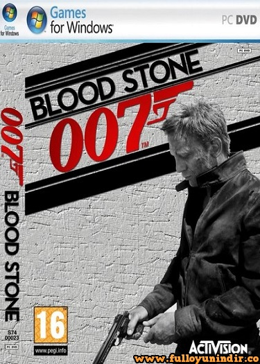 James Bond 007 Blood Stone pc
