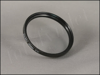 UV-filter 58mm, av fabrikat Massa