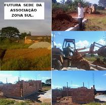 CONSTRUÇÃO DA  ASSOCIAÇÃO COMUNITÁRIA ZONA SUL