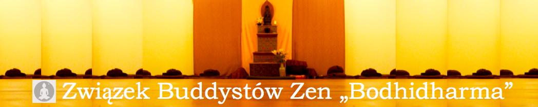"""Związek Buddystów Zen """"Bodhidharma"""""""