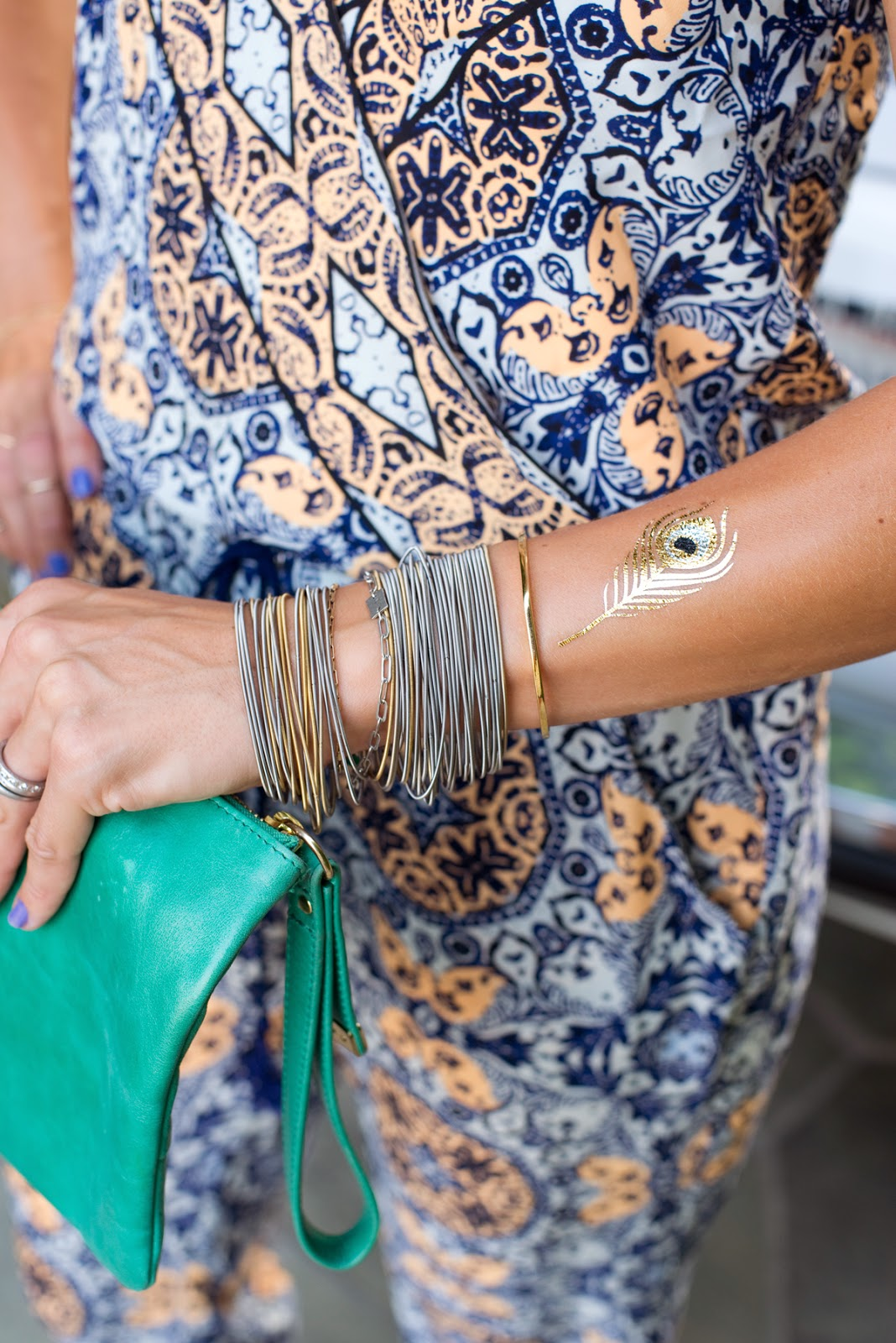 gorjana bracelet layered bracelets
