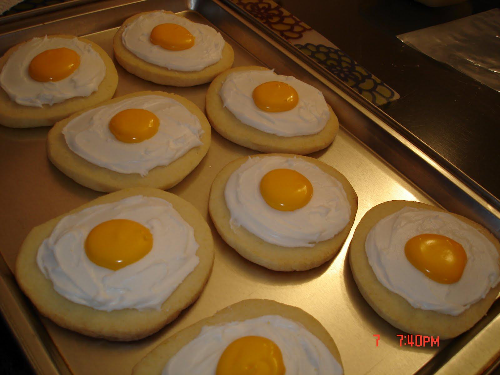 Le carnet gourmand de simone biscuits au miroir for Simone sausse le miroir bris