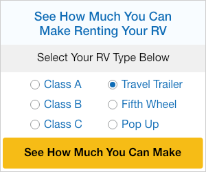 Earn some extra cash - Rent your RV!!!