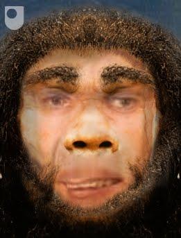 500 000 vuotta vanha valokuva minusta!