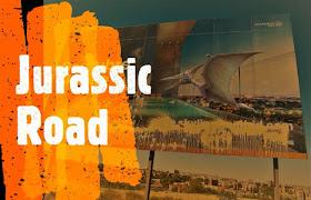 Jurassic Road, cuando los dinosaurios dominaban el Paseo de la Dirección