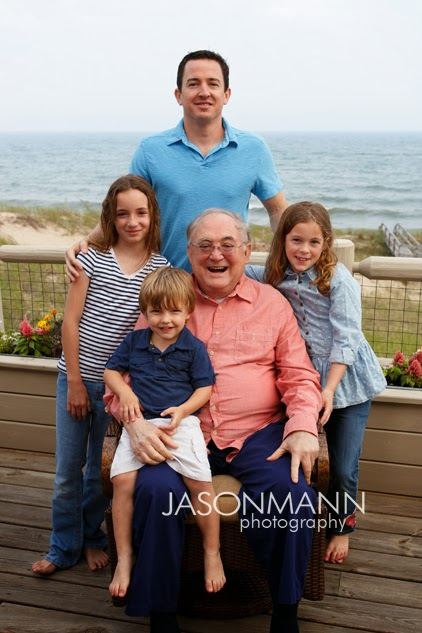 Door County Family Portraits, Grandparents Portrait. Beach Family Portraits