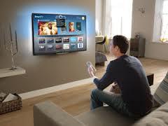 El televisor inteligente de Philips