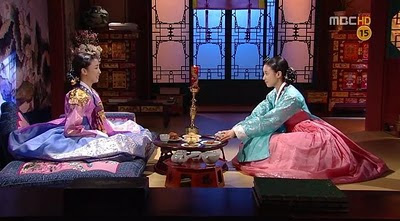 Dong yi Pregnant Dong yi Episode 38