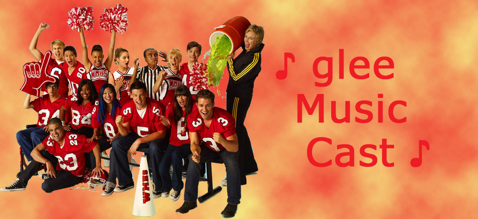 Glee Music Cast